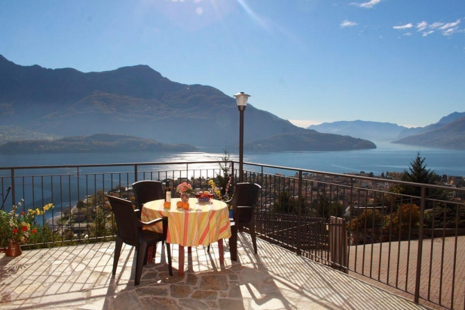 Brand new apartment comlex in Vercana Lake Como - Residence Le Azalee